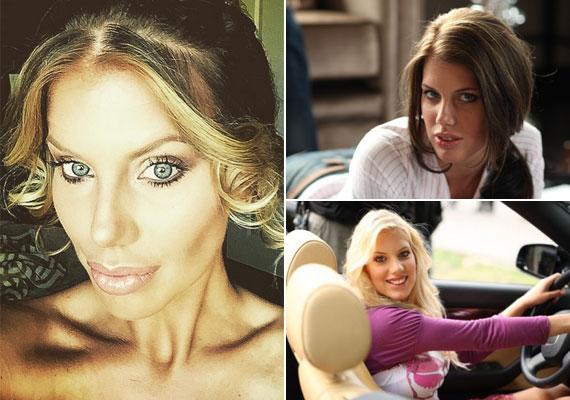 Labancz Lilla színésznő mosolya mintha már nem lenne őszinte. A 2009-es Álom.net című filmben (jobb oldali fotó, szőke hajjal) és a Duna Televízió 2010-es, Diplomatavadász című sorozatában az ajkai még nem voltak ilyen vastagok.