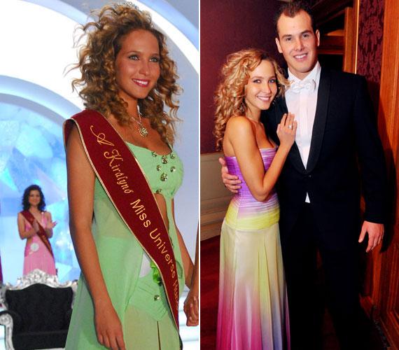 Dammak Jázmin, a 2008-as Miss Universe Hungary június 10-én hozta világra szintén első gyermekét, Zalánt. Olimpiai bajnok vízilabdázó vőlegénye, Hosnyánszky Norbert éppen a magyar csapattal szállt vízbe külföldön, így nem lett apás szülés.