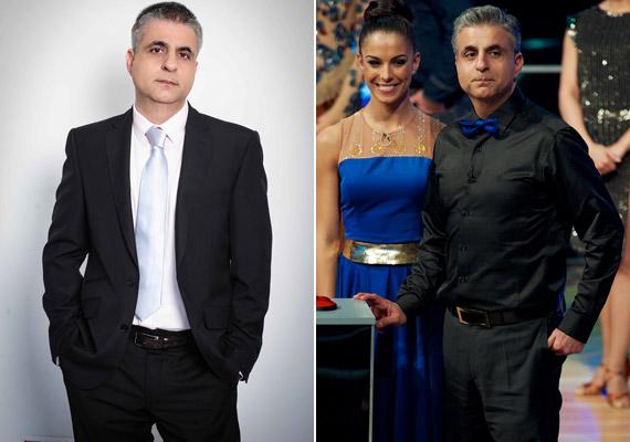 Amikor Bárdos Andrást felkérték, hogy szerepeljen a 2014 áprilisában indult Szombat Esti Láz című műsorban, egy-két hétig edzőterembe járt és jobban odafigyelt a táplálkozására. A fogyás már ekkor beindult a műsorvezetőnél, aki összességében hat-hét kilót adott le.