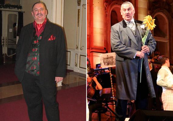 Faragó András, az Operettszínház Topynak becézett sztárja 30-35 kilót fogyott. A színész 2013 májusában került kórházba, ahol egy hónapig kezelték. Itt szembesült vele, hogy súlyos cukorbeteg. Az egészségesebb táplálkozásnak köszönhetően szabadult meg sok plusz kilótól.