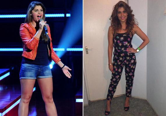 A The Voice műsorral újra felfedezett Veres Mónika, vagyis Nika még soha nem volt olyan vékony, mint most. Az énekesnő saját bevallása szerint egy év kitartó munkájával nyolc kilót fogyott, a teste izmosabb és karcsúbb lett.