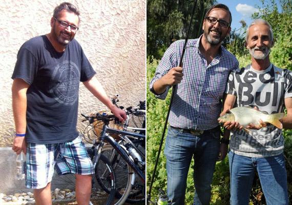 Rákóczi Feri három hónap alatt 15 kilót fogyott - mindezt koplalás nélkül. A műsorvezető 123 kilót nyomott, amikor elkezdett futni. Az étrendjén nem változtatott, csak az éjszakai evésekről szokott le.