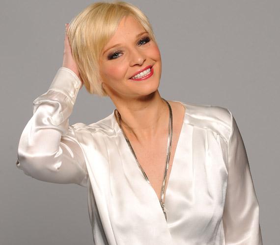 Lilut az RTL Klub műsorvezetőjeként bohókás, rövid frizurájával szokhatták meg a tévénézők.