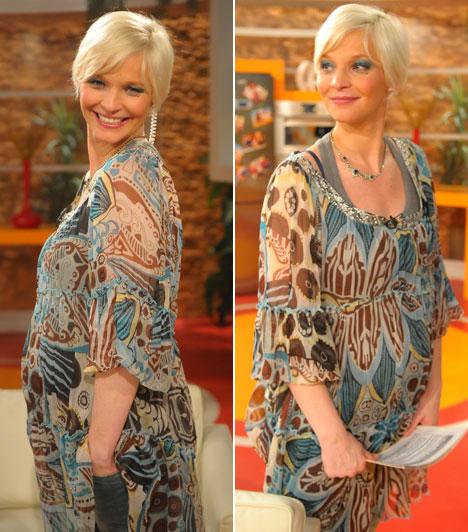 Babapocakosan is csinosan  Kisfia, Dávid 2009 augusztusában jött világra. Lilu babapocakosan sem mellőzte a divatos ruhákat.