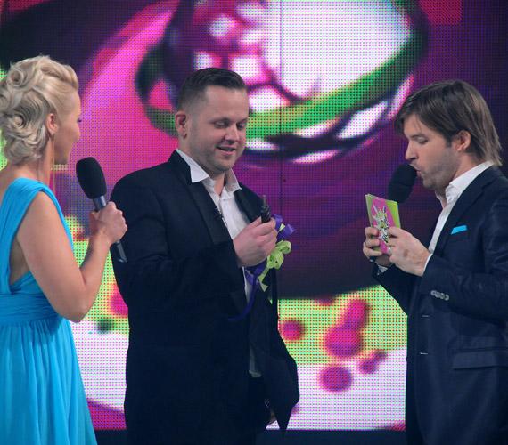 Sebestyén Balázzsal kérdezték a valóságshow győztesét, Attilát.