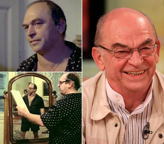 Bodrogi Gyula játszotta Veszprémi Bélát, Linda édesapját, aki színészként dolgozott - ebben a minőségében több alkalommal is tudott segíteni lányának mindenféle álruhába bújva. A Nemzet Színésze ma már 80 éves, de még mindig látható a színpadon, egyebek közt a Nemzeti Színház Ahogy tetszik című darabjában, amelyben Ádámot alakítja.