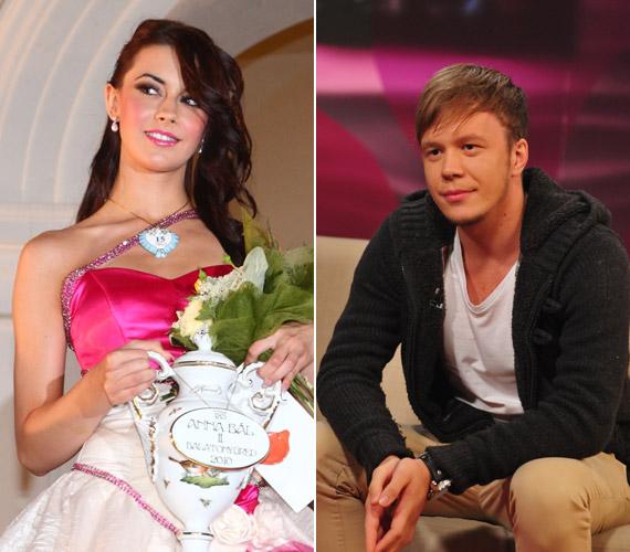 Borkai Petra, az úszó Gyúrta Dániel barátnője, a Miss Alpok-Adria verseny győztese a Fekete Dávid Most képzeld el című dalához készített klipben tűnik fel.