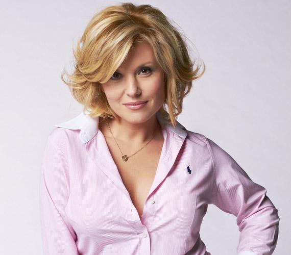 Liptai Claudia lett a női műsorvezető kategória győztese. A SuperTV2-n a SuperMokka és A Nagy Duett második évadjának, a TV2-n a Mr. és Mrs. műsorvezetője volt.