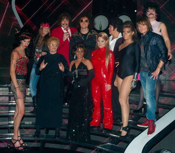 A showműsor kategória legjobbja a Sztárban sztár című produkció lett. A TV2 új szórakoztató műsora 2013 októbere és decembere között volt képernyőn. Hazánk elismert énekesei ikonikus előadók bőrébe bújva, elmaszkírozva adták elő azok slágereit. A műsort a nézők és a kritikusok is jól fogadták, így 2014-ben új szezonnal tér vissza a képernyőre.