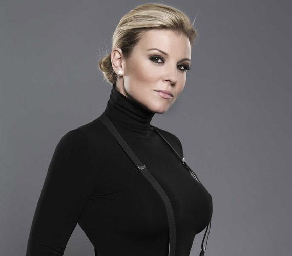 A három legvonzóbb híresség a magyar férfiak számára Liptai Claudia, Angelina Jolie és Shakira - ebben a sorrendben.