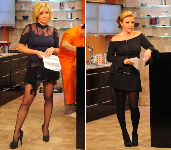 Liptai Claudia 2004-ben lett a Mokka egyik műsorvezetője, ahol az évek során több száz interjút készített hazánk ismert személyiségeivel.