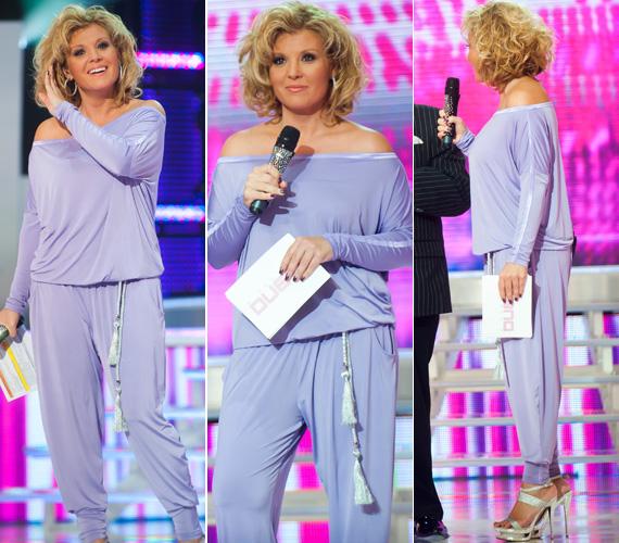 Tavaly a negyedik adásban viselt halványlila Nelly Chole overallt maga Liptai Claudia nevezte a műsor elején pizsamának. A nézők az emlékezetükbe is vésték, a ruhadarab hamar hiánycikk lett.