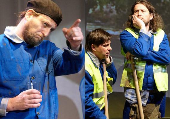 Az őszi évadban négy darabban is játszik: A hülyéje, a Vitéz Mihály, a Sweet Charity és A király mulat című előadásokban láthatja a közönség.