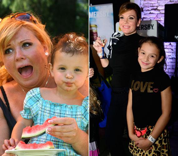 Volt férjétől, Gesztesi Károly színésztől 2006. július 16-án született Panka Sára lánya.