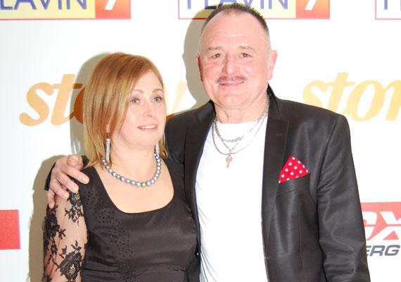 Nagy Feró és felesége, Ágnes már 32 éve boldog házasságban élnek, kapcsolatukban az X-Faktor első három évada miatt sem állt be változás.