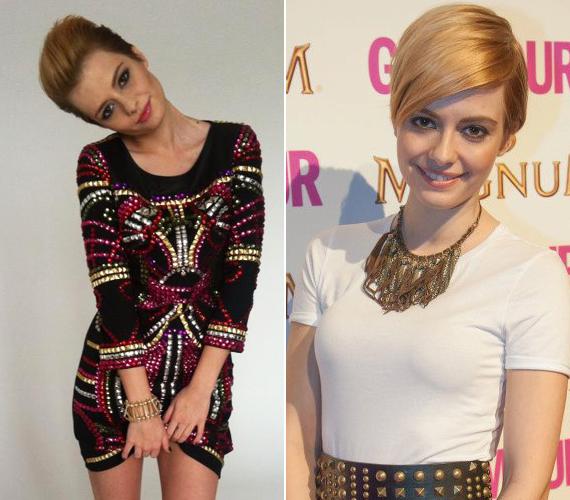 A 24 éves énekesnő kapcsolata zátonyra futása után döntötte el, változtat frizuráján és szőke lett.