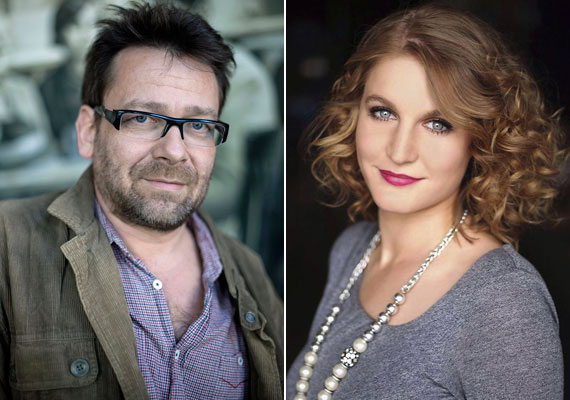 Lovasi András, a Kiscsillag zenekar frontembere tavaly esett szerelembe a nála 20 évvel fiatalabb színésznővel, Földes Eszterrel, akit el is jegyzett.