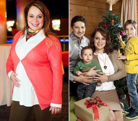 Csisztu Zsuzsának, a DIGI TV műsorvezetőjének második gyermeke, Adrián Mihály 2013. március 4-én látta meg a napvilágot.