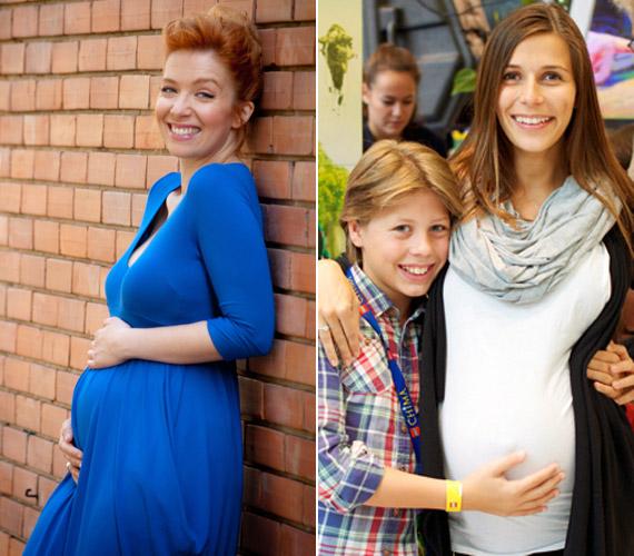 A SuperTV2 műsorvezetőjének, Kovács Patríciának az első gyermeke, Hanna Lujza 2013. október 24-én született, Szekeres Nóra, a TV2 Babavilág című műsorának háziasszony a harmadik gyerekét október 27-én hozta világra.
