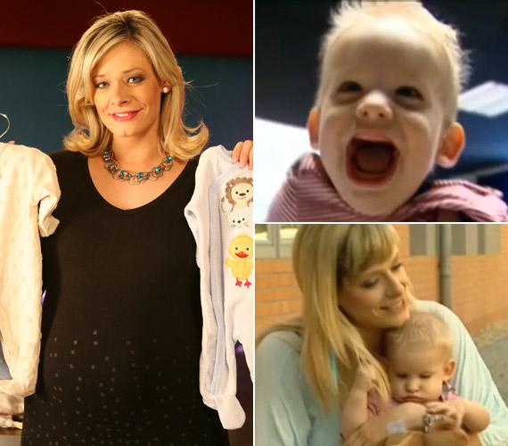 A STORY4 műsorvezetője, Peller Mariann 2013. január 14-én hozta világra első gyermekét, Kornélt.