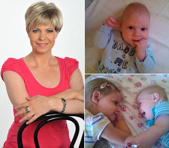 Somogyi Diának, a köztévé népszerű sportriporterének, a TeleSport műsorvezetőjének második gyermeke, Mirkó 2013. január 13-án jött világra, szinte napra pontosan négy és fél évvel kislánya, Emma érkezése után.
