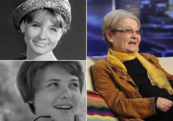 Törőcsik Mari inkább a szomszéd lány benyomását keltette, de természetes szépsége mindig is lenyűgöző volt. A színésznő idén ünnepli 80. születésnapját.