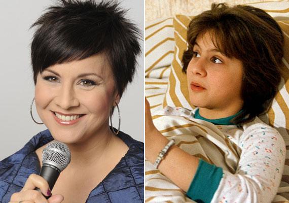 Ábel Anita hároméves korában, 1978-ban már képernyőre került, ötévesen pedig már főszerepet játszott. Az ország 13 éves korában zárta a szívébe a Szomszédok című teleregény Mágenheim Julcsijaként.