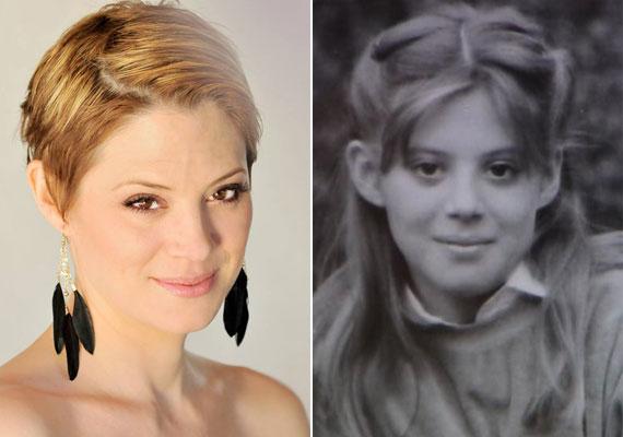 Ha barna kislányra volt szüksége a rendezőnek, Szinetár Dórára esett a választás. A 38 éves sztár gyerekszínészként a Nyomorultak című musicalben tűnt fel, 14 éves kora óta színpadon van.