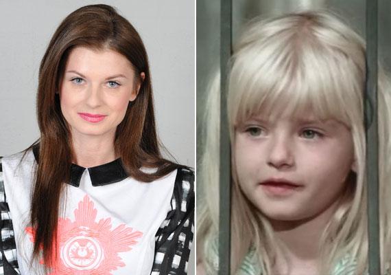 Ullmann Mónika nyolcéves volt, amikor 1981-ben elénekelte a Moncsicsi című dalt, ami a kor gyermekslágere lett. Ha szőke kislányra volt szükség egy filmben, őt hívták. A 41 éves színésznő a mai napig színpadon van.