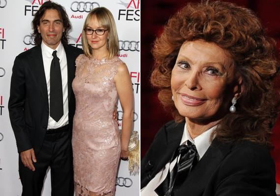 Mészáros Andrea hegedűművészt is egy híres olaszhoz fűzi szerelem. Sophia Loren fiával, Carlo Ponti Jr-ral él boldog házasságban már 11 éve, két gyermekük is született ez idő alatt. A 2004-es esküvőnek emlékezetes sajtóvisszhangja volt Budapesten.
