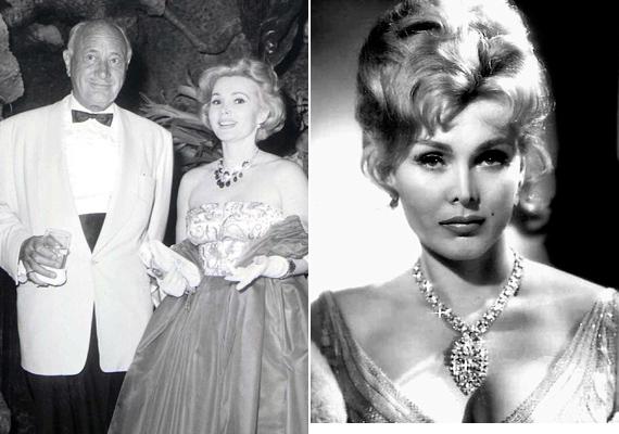 Gábor Zsazsa, születési nevén Gábor Sári, a magyar származású egykori szépségkirálynő, majd hollywoodi színésznő és csillogó társasági hölgy élete során kilencszer ment férjhez. Közülük egyik legnagyobb fogása huszonévesen a nála harminc évvel idősebb Conrad Hilton volt.