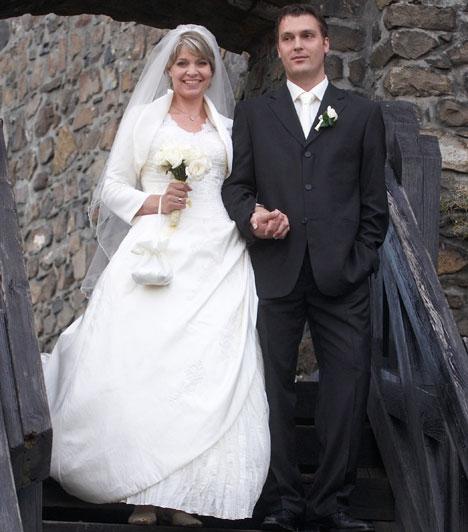 Somogyi DiaAz M4 sportcsatorna műsorvezetője és Sztancsik Tamás, a magyar labdarúgó válogatott sajtófőnöke 2007 júliusában Hollókőn házasodott össze. Egy évvel később megszületett kislányuk, Emma, kisfiuk, Mirkó pedig 2013 januárjában érkezett.