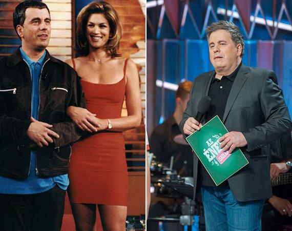 Friderikusz Sándor 1992-ben, 34 éves korában robbant be a köztudatba az M1-en sugárzott Friderikusz Show-val. Az esti beszélgetős, showelemekkel operáló műsor állandóan rekordokat döntögetett, olyan illusztris vendégeknek köszönhetően, mint Robin Williams, Belmondo, Alain Delon vagy Cindy Crawford. A show 1997-ig futott, ezt követően Friderikusz rengeteg más ötlettel állt elő különböző csatornákon - Békítő Show, Váratlan vendég, Gyerekszáj, Az én mozim -, és manapság is tévézik, legutóbb a TV2 Az ének iskolája házigazdájaként láthatták a nézők.