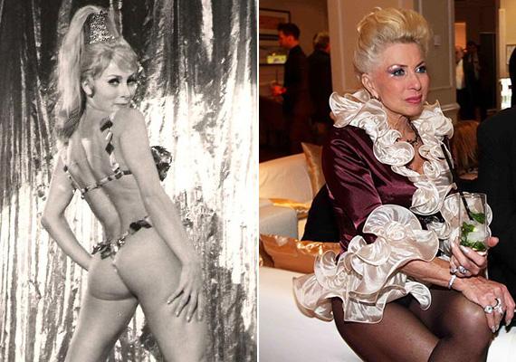 Medveczky Ilona március 3-án ünnepelte 73. születésnapját, de még mindig tele van energiával. Az eredetileg balerinának készülő sztár lett a legismertebb magyar revütáncos, aki karrierje csúcsán Las Vegasban és a Moulin Rouge-ban is fellépett. A mozinézők is többször megcsodálhatták tehetségét, egyebek közt felbukkant a Csak semmi pánik című Ötvös Csöpi-film egyik jelentében. Az 1966-os Egy magyar nábob csárdajelenetében pedig nemcsak a tánctudását, hanem a fedetlen kebleit is megmutatta, amivel nagy port kavart annak idején, és ami által az első magyar szexszimbólumok egyike lett.