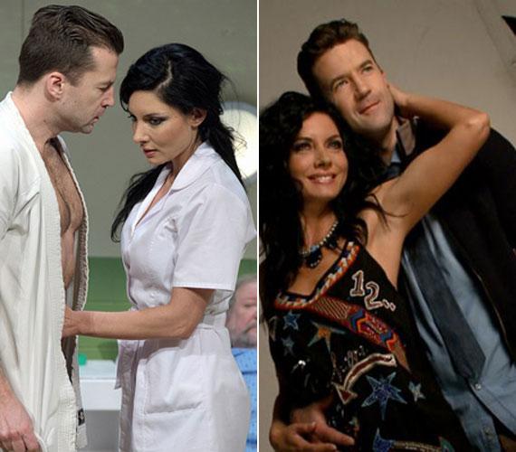 Gregor Bernadett 2015 augusztusában negyedszer is férjhez ment. Első választottja egy tüdőgyógyász volt, akitől Bence nevű fia született, majd Gát György producer következett, később Somogyi István. Utóbbitól született a színésznő második fia, Álmos. Negyedik férje Szarvas Attila színész, akit az Újszínházban ismert meg 2013-ban.