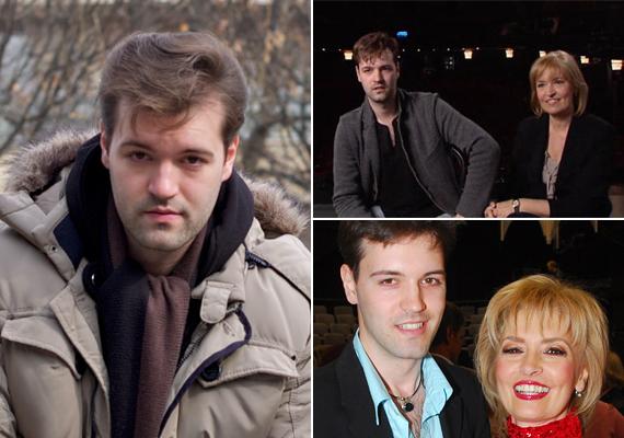 Ifjabb Andorai Péter 1983-ban látta meg a napvilágot Andorai Péter Kossuth-díjas színész és Ábrahám Edit gyermekeként.