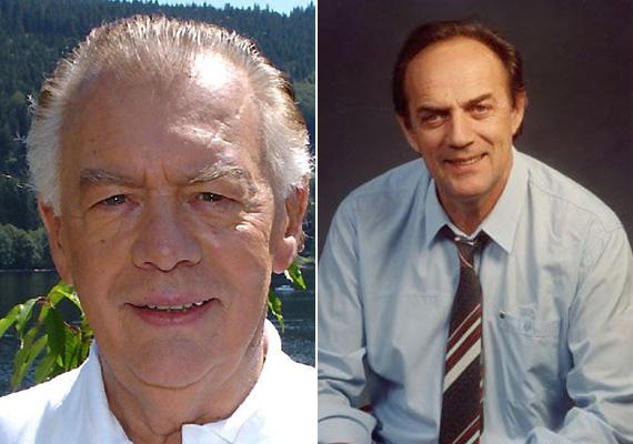 A sorozat főszereplőjét, Brinkmann professzort alakító színész, Klausjürgen Wussow nyolc éve nincs köztünk. Egészen 2005-ig aktívan ténykedett, ám lassan elhatalmasodó agysorvadása következtében 78 éves korában elhunyt.Az őt szinkronizáló színész az idén 79 éves Bács Ferenc, aki számos tévé- és játékfilmben szerepelt. Ő adta a hangját Tigrisnek a Micimackóból, továbbá ő szinkronizálta legtöbbször Ian McKellent.