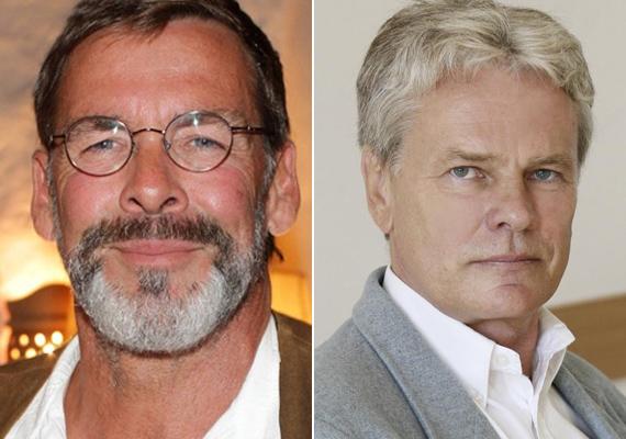 A 60 éves Udo Brinkmannt megformáló színész, Sascha Hehn A klinikán kívül az Álomhajó című sorozattal is sikert aratott. 1994-ben pedig ismét orvosnak állt, amikor a Frauenarzt - amelyet három éven át adott a német televízió - nőgyógyásza, Markus Merthin lett. A színész azóta is állandó szereplője a német tévéfilmeknek, valamint szinkronszínészként is tevékenykedik, Németországban például ő volt Shrek hangja.                         A hangját adó, 66 éves Nagy Gábor színpadi szerepeivel vált ismertté. Viszonylag kevés szinkronszerepet vállalt, de érdekes tény, hogy A klinikában és az Álomhajóban is ő szinkronizálta Sascha Hehnt.