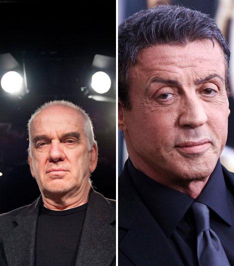 Gáti Oszkár  Rambo, Tango és Cash, Oscar: emlékszel még ezekre a filmekre, amikben a közös nevező Sylvester Stallone volt? A '80-as, '90-es évek talán legismertebb akcióhősének legismertebb filmjeiben Gáti Oszkár kölcsönözte a hangját. Gáti azonban évekkel ezelőtt végleg felhagyott a színészettel, így a szinkronizálásnak is búcsút intett. Azóta többnyire Gesztesi Károly szólaltatja meg Stallonét.