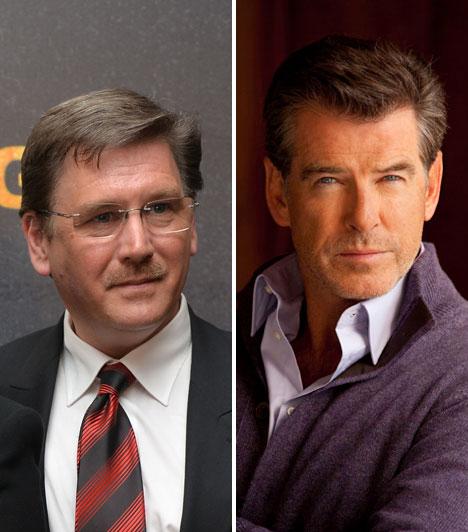 """Kautzky Armand  Manapság Kautzky Armand orgánuma az egyik legismertebb Magyarországon. Pierce Brosnant az 1989-es Dupla csavar óta szinkronizálja, így többször volt alkalma kimondani azt, amit sokan csak egyedül, otthon, a tükör előtt szoktak: """"A nevem Bond, James Bond."""" Többször adta a hangját Tom Cruise-nak, Clint Eastwoodnak vagy Ralph Fiennesnek."""