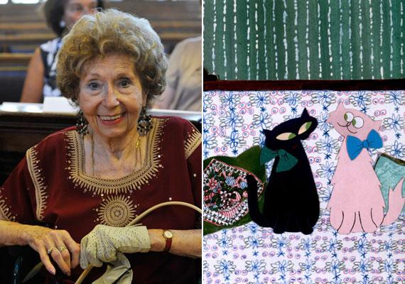 1971-től 1984-ig összesen 54 epizódot ért meg a Frakk, a macskák réme. Az eleven és kezelhetetlen kutya mellett élt két nyugodt, megfontolt és kényes macska, Lukrécia és Szerénke. Lukrécia hangját az érdemes művész Schubert Éva adta, Szerénke Váradi Hédi volt. A sorozat írója, Bálint Ágnes Frakk karakterét a valóságból, saját környezetéből vette, a figura egy rakoncátlan vizsla nyomán került képernyőre - őt a sorozatban Szabó Gyula szólaltatta meg.
