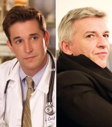 Dr. John Carter  A Vészhelyzetben Ross doktoron kívül is hemzsegtek a jóképűbbnél jóképűbb orvosok, elég csak például a Goran Višnjić által alakított Luka Kovačra gondolni. Az egyik kedvenc vészhelyzetes doktor azonban az akkor még nagyon fiatal John Carter volt, akinek Alföldi Róbert kölcsönözte a hangját hosszú éveken keresztül - azóta is ő a színész állandó magyar hangja. Noah Wyle 2006 év 2009 között nem szerepelt a 15 éven át futó sorozatban, de a záró epizódokban ismét feltűnt - a nézők nagy örömére.