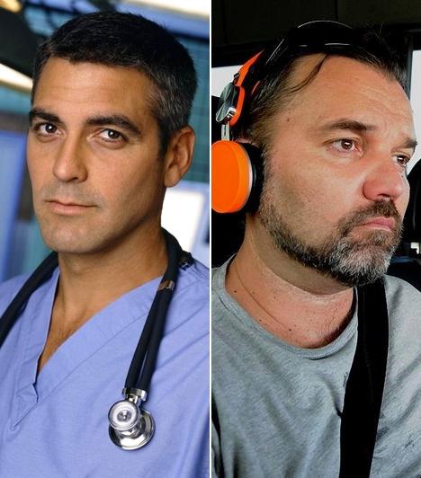 Dr. Doug Ross  Évekkel a Vészhelyzet befejezése után is Doug Rosst tartják minden idők egyik legdögösebb tévés dokijának, pedig a karakterét még félidő előtt, 2000-ben kiírták a sorozatból. George Clooney számára ez hozta meg a világhírt, az őt szinkronizáló Szabó Sipos Barnabást pedig sokáig a magyar Ross doktorként emlegették. A Valami Amerika című filmben is erre utaltak vissza, ahol Szabó Sipos mentőorvost alakít.
