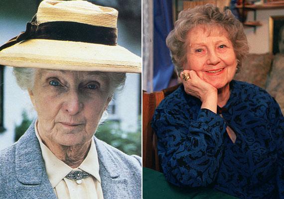 Joan Hickson angol színésznő, a Miss Marple című sorozat főszereplője 92 éves korában stroke-ot kapott, 1998. október 17-én már nem tudtak rajta segíteni a kórházban. Magyar hangja, Komlós Juci 2011. április 5-én, szintén 92 évesen hunyta le örökre a szemét. Ő volt egyebek közt A klinika című sorozatban Brinkmannék első házvezetőnőjének, Käthi Mareknek a szinkronhangja.