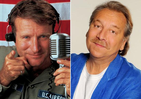 Egy héten belül két legendát is elveszítettünk: Bajor Imre 2014. augusztus 6-án hunyt el, Robin Williams, akit a Jó reggelt, Vietnam! című filmben szinkronizált, öt nappal később, 63 évesen öngyilkos lett.