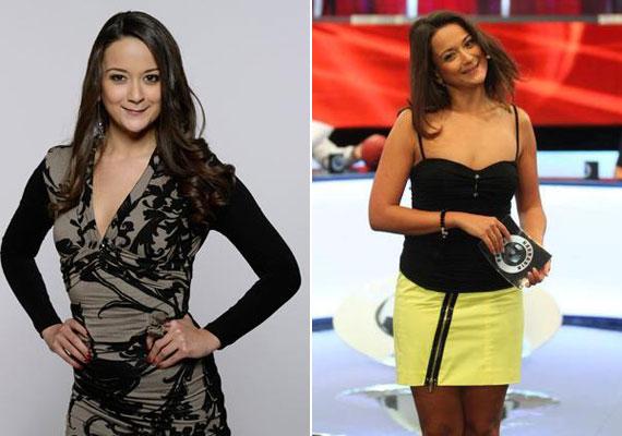Takács Rita, a Sport TV Harmadik félidő című műsorának 29 éves műsorvezetője március 10-én hozta világra első gyermekét, Zénót.