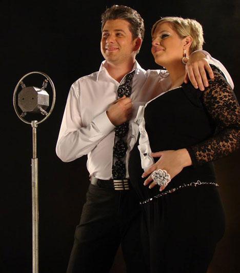 Varga Ferenc  A Megasztárral ismertté vált énekes és felesége, Balássy Betty Rozi lányuk mellé 2014. február 16-án egy kisfiút is kaptak, akit Dániel Máténak neveztek el. Varga Ferinek első házasságában is született két gyermeke.