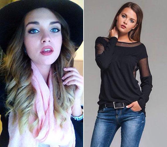 R. Kárpáti Péter színész lánya, a 20 éves Kárpáti Rebeka volt a 2013-as Miss Universe Hungary, így nem meglepő, hogy modellként keresi a kenyerét - emellett a Jóban Rosszban című sorozatban is szerepel, és főiskolára jár.