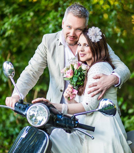Palotás PetraAz RTL Klub egykori műsorvezetője 2014. szeptember 18-án a Facebook-oldalán tudatta, hogy hét év együttélés után hozzáment kislánya édesapjához, a német Mirko Reich-hez.Kapcsolódó cikk:Így ment férjhez Palotás Petra »