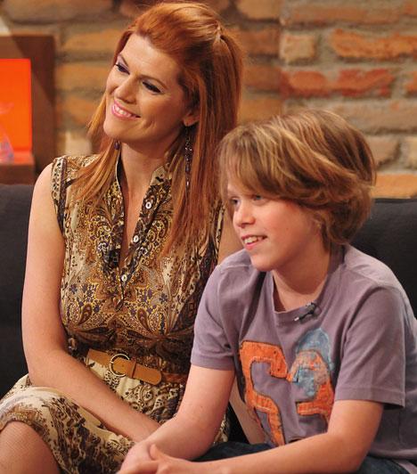 Jaksity Kata  Az egykori modell és műsorvezető Ábel fia 1998-ban, Bende 2005-ben született. Ábel szinkronszínészként és gyerekszínészként is szép sikereket ért el. 2011 októberében jelentette be, hogy 17 év után elválnak férjével.